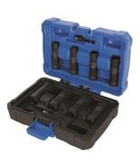 Kobalt 10-Piece Standard (SAE) 3/8-in Drive Deep 6-point Impact Socket Set - $28.54