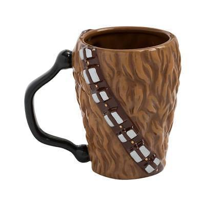 Primary image for Star Wars Chewy Molded Ceramic Mug Brown