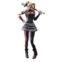 Square Enix Harley Quinn Batman Arkham Knight Play Arts Kai Action Figure - $114.91
