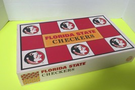 Florida State And University Of Florida Checker Set Complete Never Used ... - $19.99