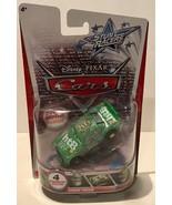 Disney Pixar Cars 2012 CHICK HICKS Stunt Racer - 1:55 Scale 4 Dare Devil... - $17.94