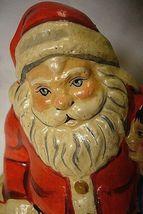 Vaillancourt Folk Art, My Christmas  Wish Santa signed by Judi Vaillancourt image 3