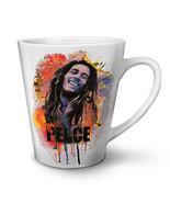 420 Rasta Bob Marley NEW White Tea Coffee Latte Mug 12 17 oz | Wellcoda - $16.99+