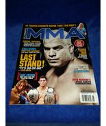 MMA Ultimate 8-2011 Tito Ortiz Lyoto Machida Tapout Kurt Pellegrino Fabe... - $4.70