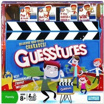 Guesstures Charades Game - New / Sealed - $28.95