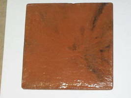 "6 RUSTIC STYLE CRAFT MOLDS #1130 MAKE 12""x12"" CONCRETE STONE TILES AT $0.30 EACH image 4"