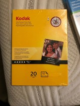 Kodak 1801711 Ultra Premium Photo Paper 5x7 High Gloss 20 Sheets - $7.87