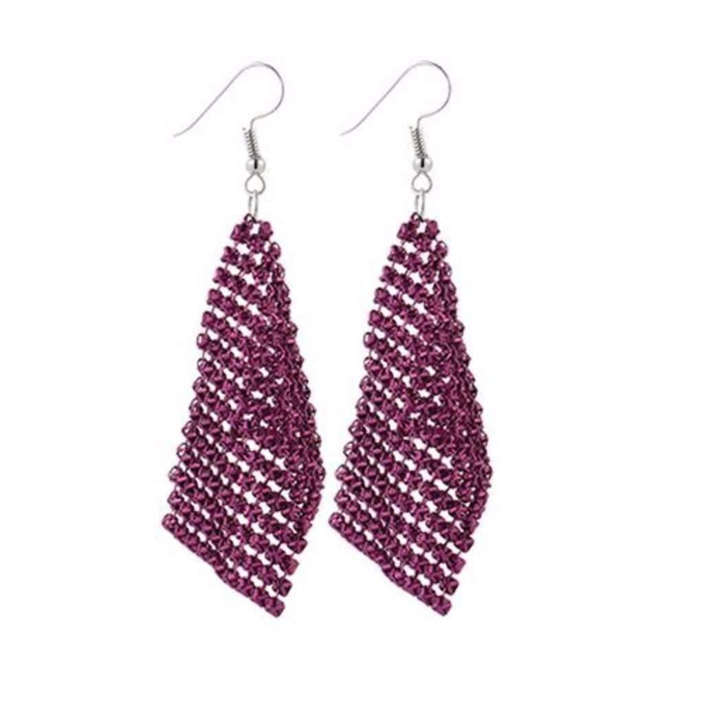 Bohemia Geometric Drop Earrings