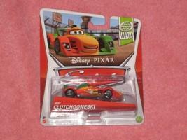 Disney Pixar Cars RIP CLUTCHGONESKI. BRAND NEW. 2013 Version. - $16.39
