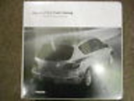 2003 Mazda 3 New Model Training Service Repair Shop Manual FACTORY OEM BOOK 03 - $89.05