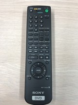 SONY DVD RMT-D109A Remote Control DVDS330, DVP330, DVP5330 Tested And Cleaned P1