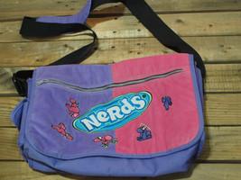 Vintage Nerds Candy Crossbody Messenger bag rave/festival/Party - $20.76 CAD