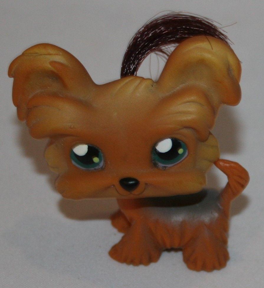 Littlest Pet Shop Lps 2004 141 Dog Terrier And 25 Similar Items