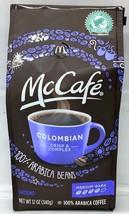 McDonalds McCafe Colombian Ground Coffee 12 oz - $9.30