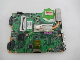 Toshiba Satellite A500 Intel Motherboard V000198110 with CPU and Heatsink - $48.50