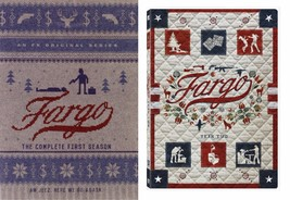 Fargo Seasons 1 2 Complete Series DVD Set Collection TV Show Episode Bun... - $65.33
