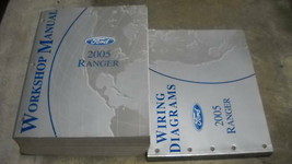 2005 FORD RANGER TRUCK Service Shop Repair Manual Set W WIRING DIAGRAM B... - $98.95