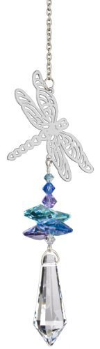 Woodstock Dragonfly Crystal Fantasy- Rainbow Maker Collection