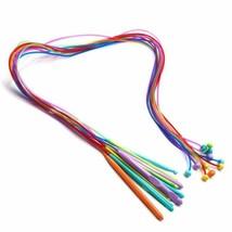 120cm Length Crochet Knitting Needles Flexible Carpet Crochet Hooks 12pc... - $19.34