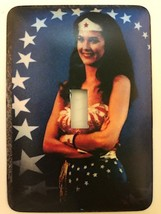 Wonder Woman Metal Switch Plate Superheros - $9.50