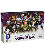 Cryptozoic Entertainment DC Deck-Building Game: Forever Evil - $36.61