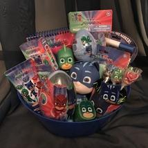 PJ Masks Gift Basket - $60.00