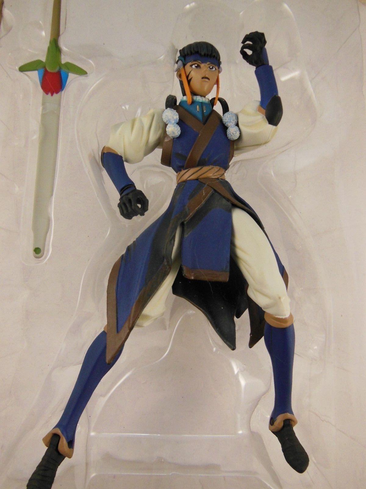 "Tenchi Masaki 6.25"" Todd McFarlane Action Figure Tenchi Muyo Super D 2000 image 2"