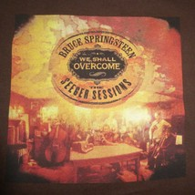Bruce Springsteen We Shall Overcome Seeger Sessions Tour Brown T Shirt M... - $14.84