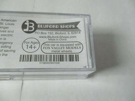 Bluford Shops #63102 Illinois 2-Bay War Emergency Composite Hopper N-Scale image 6