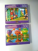 Colorful Hawaii Surf Boards and Balloon Reflections Jigsaw Puzzles 350 P... - $16.83