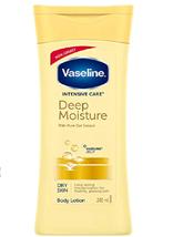 Vaseline Intensive Care Deep Moisture Body Lotion, 200 ml - $15.11