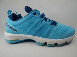 Reebok Cloudride DMX Größe 8 M (B) Eu 38,5 Damen Wanderschuhe Blau Ar2746 - $50.75