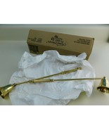 Home Interiors Set Of Brass Bell Candle Snuffer Safely Extinguish Candle... - $18.80