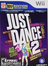 Just Dance 2 (Nintendo Wii, 2010) - $4.28
