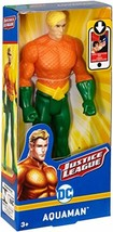 "Aquaman 6"" Action Figure POSABLE DC Justice League VHTF (SEALED) SAME-DA... - $6.43"