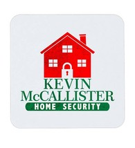 Kevin McCallister Home Security Alone Christmas Movie Coaster Mat Cup Gi... - $5.14