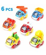 Amy & Benton Toy Cars for Toddlers Toy Cars for 1 Year Old Boy Baby Pull... - $18.05