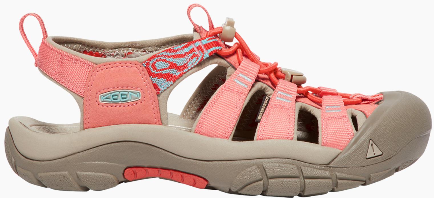 Keen Newport Hydro Größe 7 M (B) Eu 37,5 Damen Sport Sandalen Schuhe Holzapfel