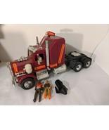 Vintage Kenner M.A.S.K. MASK Toys Rhino Matt Trakker Sato - Complete - $93.49