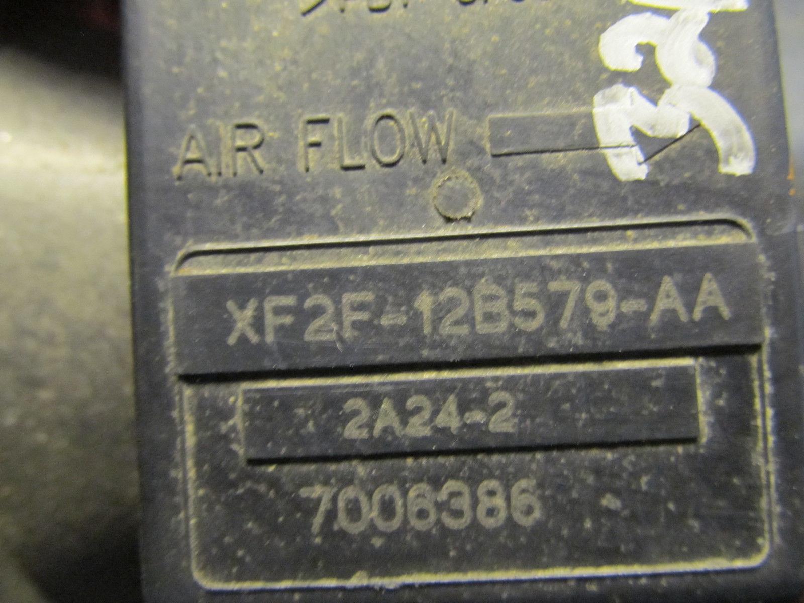 99-03 02 Ford Explorer mountaineer 4.0 oem mass air flow sensor xf2f-12b579-aa