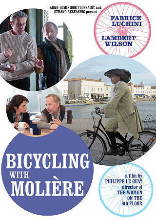 Primary image for Bicycling With Moličre EX-LIBRARY DVD, 2014