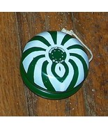 Wood Spider YoYo, 1990, custom imprint, One of a kind - $4.75