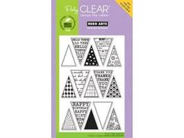 Hero Arts-Poly Clear Stamp Set #CL475 - $11.99