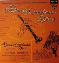 The Benny Goodman Story Vol 1 Decca Record Lp - £3.24 GBP