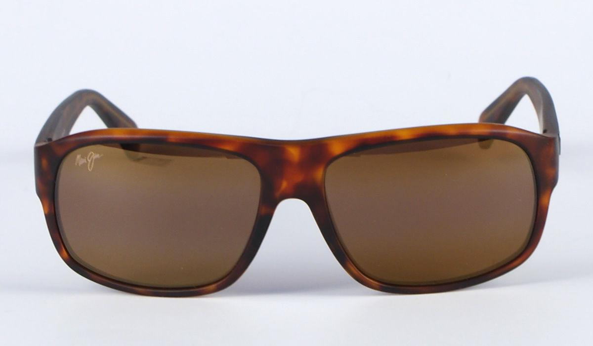 Maui Jim Free Dive H200-10M Polarized Sunglasses - Matte Tortoise/HCL Bronze