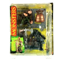 McFarlane Monsters Series 1 Hunchback Playset Sealed 1997 Horror Executi... - $24.70