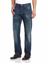 NEW LEVI'S STRAUSS 505 MEN'S ORIGINAL STRAIGHT LEG CASH JEANS PANTS 505-1064