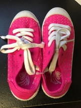 Childrens Place Lace Up Girls Sneakers Size 2 - $3.47