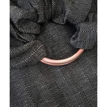 The Sling | Ring Sling Baby Carrier | Carbon + Rose Gold