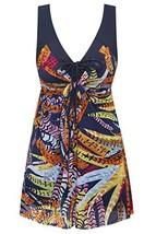Wantdo Women's High Waist Swimsuit Dress Swimwear Beach Suit Plus Size F... - $34.20